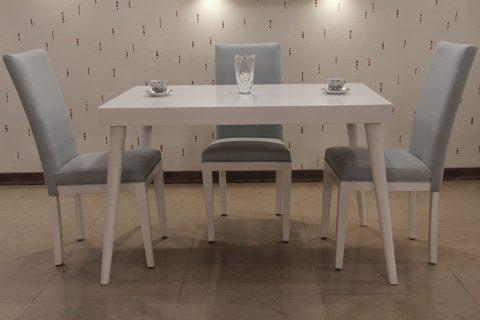 میز و صندلی مدل آمریکایی